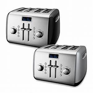 Kitchen Aid Toaster : kitchenaid 4 slice digital toaster bed bath beyond ~ Yasmunasinghe.com Haus und Dekorationen