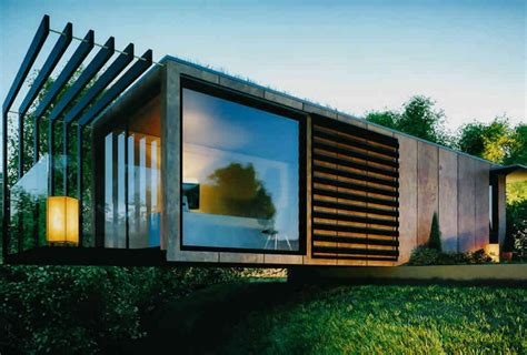 Modern And Cool Shipping Container Guest House (55) Decomagz