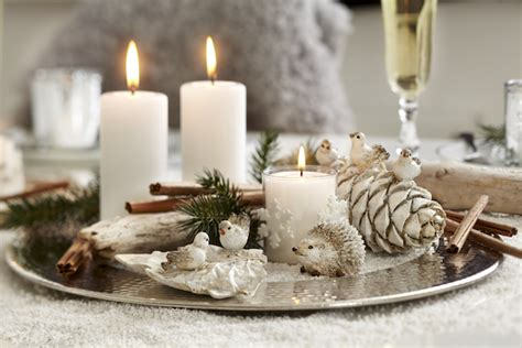 deco table noel scandinave faire soi meme