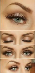 Maquillage Mariage Yeux Vert : maquillage mariage oriental yeux vert ~ Nature-et-papiers.com Idées de Décoration