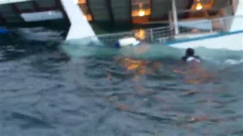 Giant Squid Attacks Fishing Boat by Sharks Attack Man Off Sinking Boat Youtube