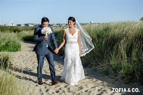White Elephant Wedding On Nantucket, Allegra & Chris