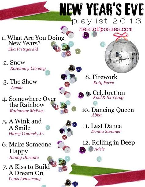 1000 ideas about happy new year song on