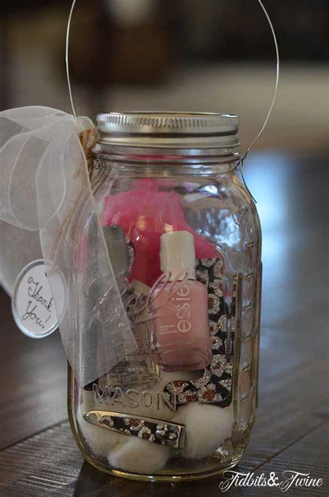 diy jar gifts diy mason jar manicure set lantern tidbits twine