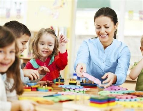 montessori teachers training  nursery teachers training