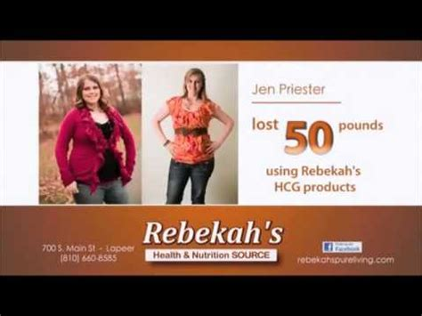 Rebekahs Health and Nutrition - Lose Weight with HCG Drops ...
