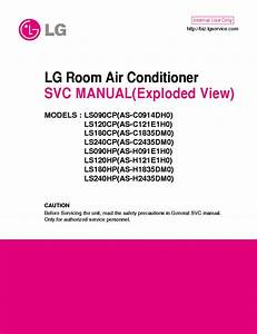 Lg Room Air Conditioner Ls090cp