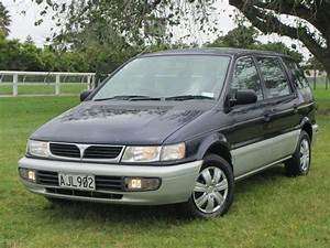 Mitsubishi Space Wagon Santamo Manual Taller Diagramas 92
