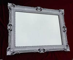 Barock Spiegel Silber Groß : spiegel silber rahmen online bestellen bei yatego ~ Markanthonyermac.com Haus und Dekorationen