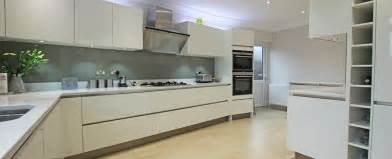 small kitchen layout with island handleless kitchens from lwk kitchens