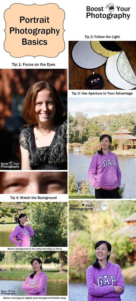 portrait photography basics click    notch
