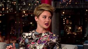 Tris will keep Shailene Woodley's pixie cut in 'Insurgent ...