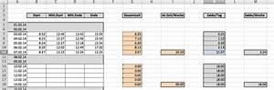 Excel Arbeitszeit Berechnen Formel : excel zeiterfassung rechnen mit stunden f r w chentliche zeiterfassung f hrt zu ~ Themetempest.com Abrechnung