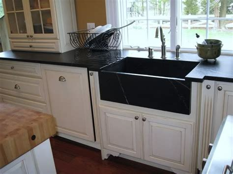 soapstone farmhouse kitchen sinks soapstone countertops and sink with top of island in 5583