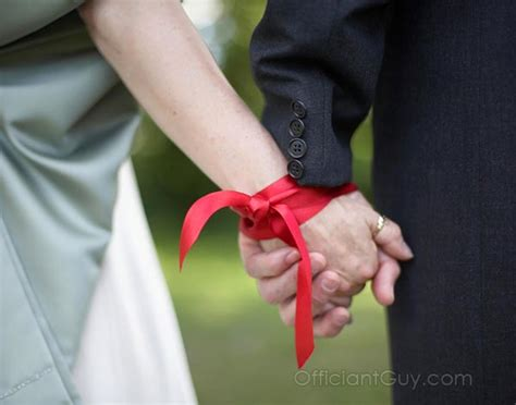 Hand Fasting Wedding Ceremony Los Angeles & Oc