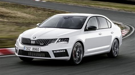 Skoda Octavia Rs 245 Is The Quickest, Most Powerful