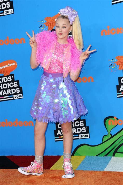 Jojo Siwa Nickelodeon Awards
