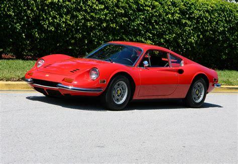ferrari dino  gt hollywood wheels auction shows
