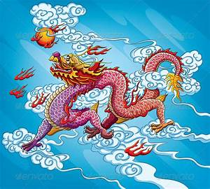 Chinese Dragon Painting by h4nk | GraphicRiver