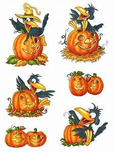 Herbst Dekoration Fenster : dpr fensterbild set 6 teilig herbst k rbis rabe halloween fenstersticker fenster dekoration ~ Watch28wear.com Haus und Dekorationen