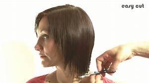 Comment Couper Les Cheveux Courts : coiffure comment faire une coupe au carr cheveux beaut bien tre ~ Farleysfitness.com Idées de Décoration