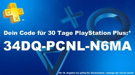 Playstation Plus Karte Einlösen
