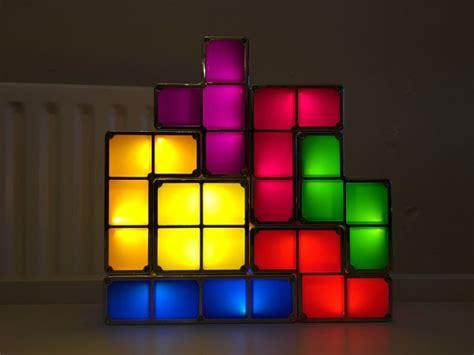 tetris stackable led desk light tetris stackable led desk l for sale in ranelagh