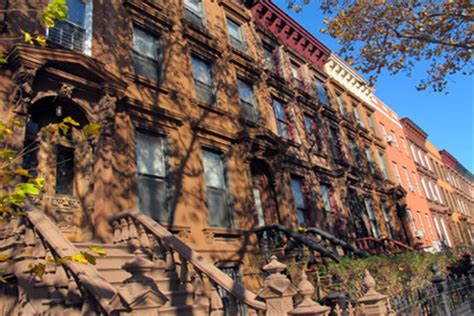 bed stuy brownstone ups and downs in bed stuy real estate market local