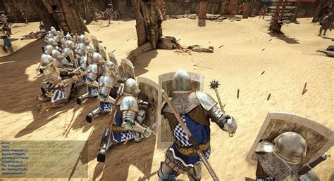 The Ins And Outs Of 'chivalry Medieval Warfare' New