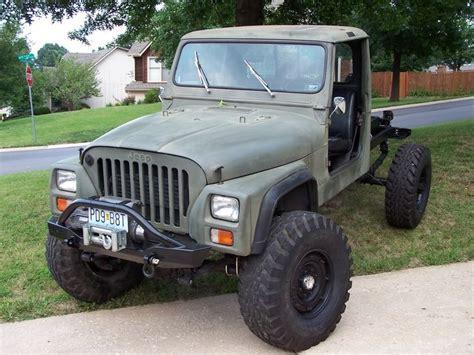 27 Best Jeep Cj-10/tug/truck Images On Pinterest