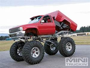 1987 Toyota Hilux 4X4 Custom Truck Bed Photo 11