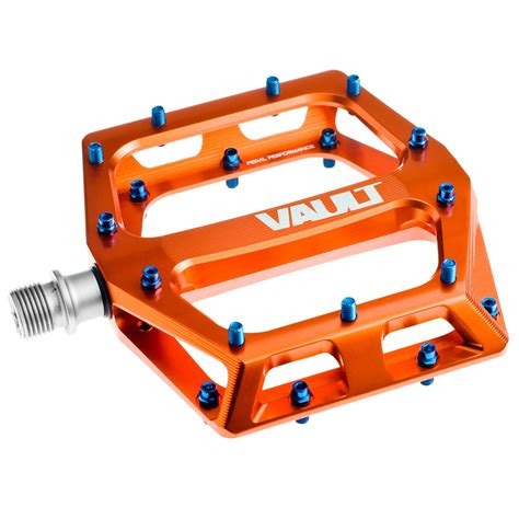 dmr vault pedals  orange