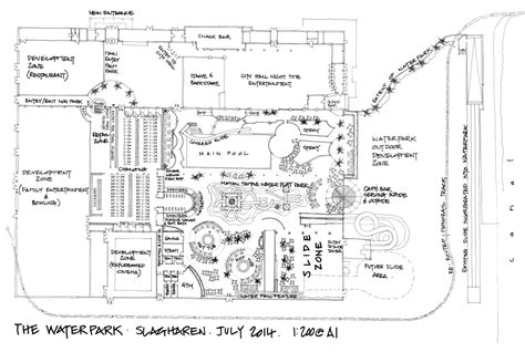 Kleurplaat Slagharen by Plattegrond Nieuw Zwembad In Attractiepark Slagharen