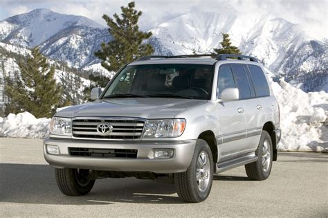 Toyota Land Cruiser Picture by 2006 Toyota Land Cruiser Picture 94389 Car Review