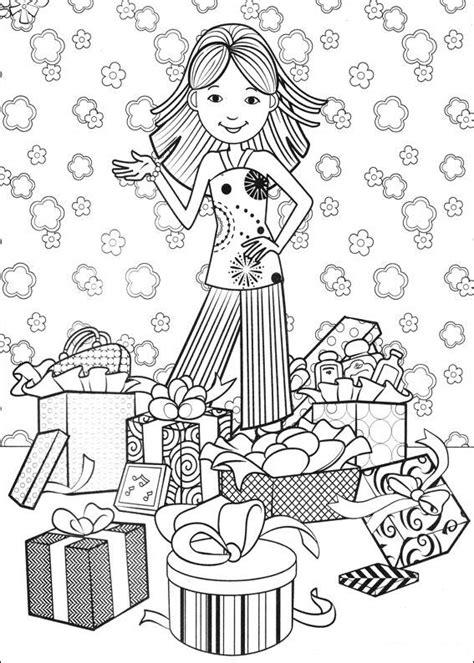 Kleurplaten Meisjes 12 Jaar by Kleuren Nu Meisje Krijgt Cadeau Kleurplaten