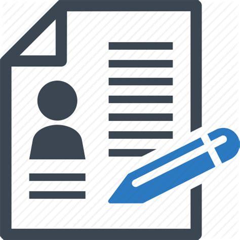 contract cv document file icon icon search engine