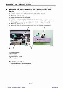 Canon Copier Service Manual With Circuit Diagram