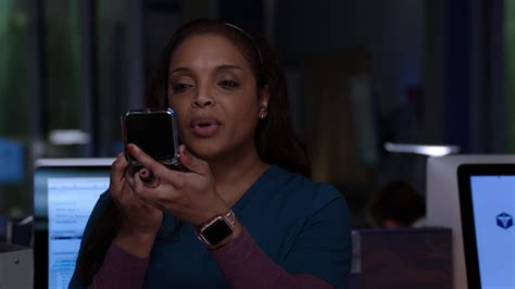 Apple Watch Worn By Marlyne Barrett In Chicago Med
