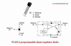 Tl431 Based Current Limiter Constant Current Source Circuits