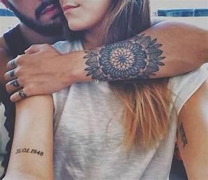 Tatouage Homme Petit : 1001 images pour trouver la meilleure id e de tatouage homme ~ Carolinahurricanesstore.com Idées de Décoration