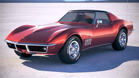 Chevrolet Corvette C3 1969 Coupe