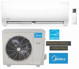 Manual And Guide For Midea Premier 12000 Btu 20 4 Seer
