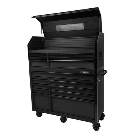 Tool Chests And Cabinets by Husky 52 In W 20 In D 15 Drawer Tool Chest And Cabinet