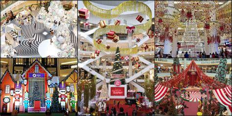 klang valley malls    christmas decorations