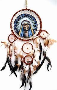 Native America Indian Dreamcatcher from Bali