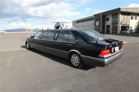 1995 mercedes benz s500 lorinser coupe c140 w140 not amg brabus renntech s600 v12 part#1. 1995 Mercedes Benz S600 V12 Limousine for sale