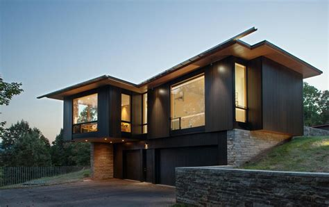 home design definition minimalist silhouette and walls of glass define piedmont residence modern house designs