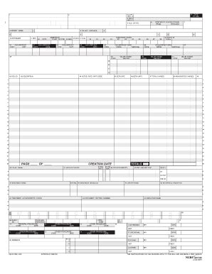 free ub 04 form download free ub 04 fillable form fill online printable
