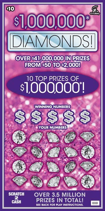 ct lottery official web site scratch games