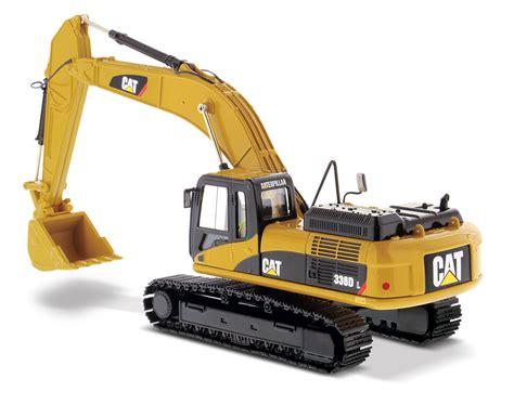 336D L Hydraulic Excavator | Diecast Masters
